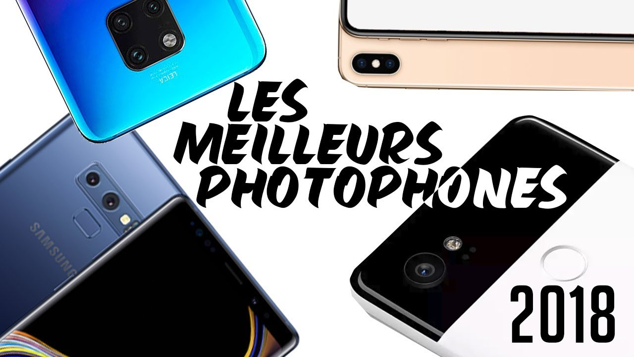 Mate 20 Pro vs Pixel 3 XL vs Galaxy Note 9 vs iPhone XS : notre comparatif photo