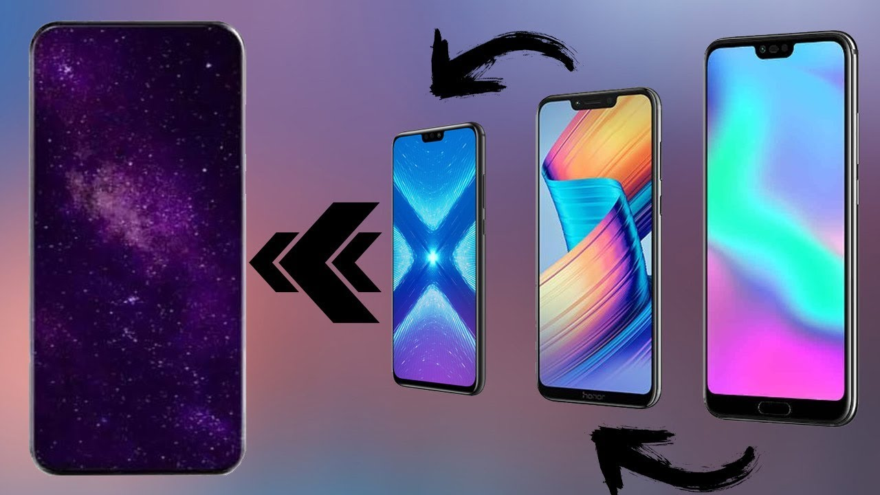 4 smartphones HONOR qui ont MARQUÉ 2018 !