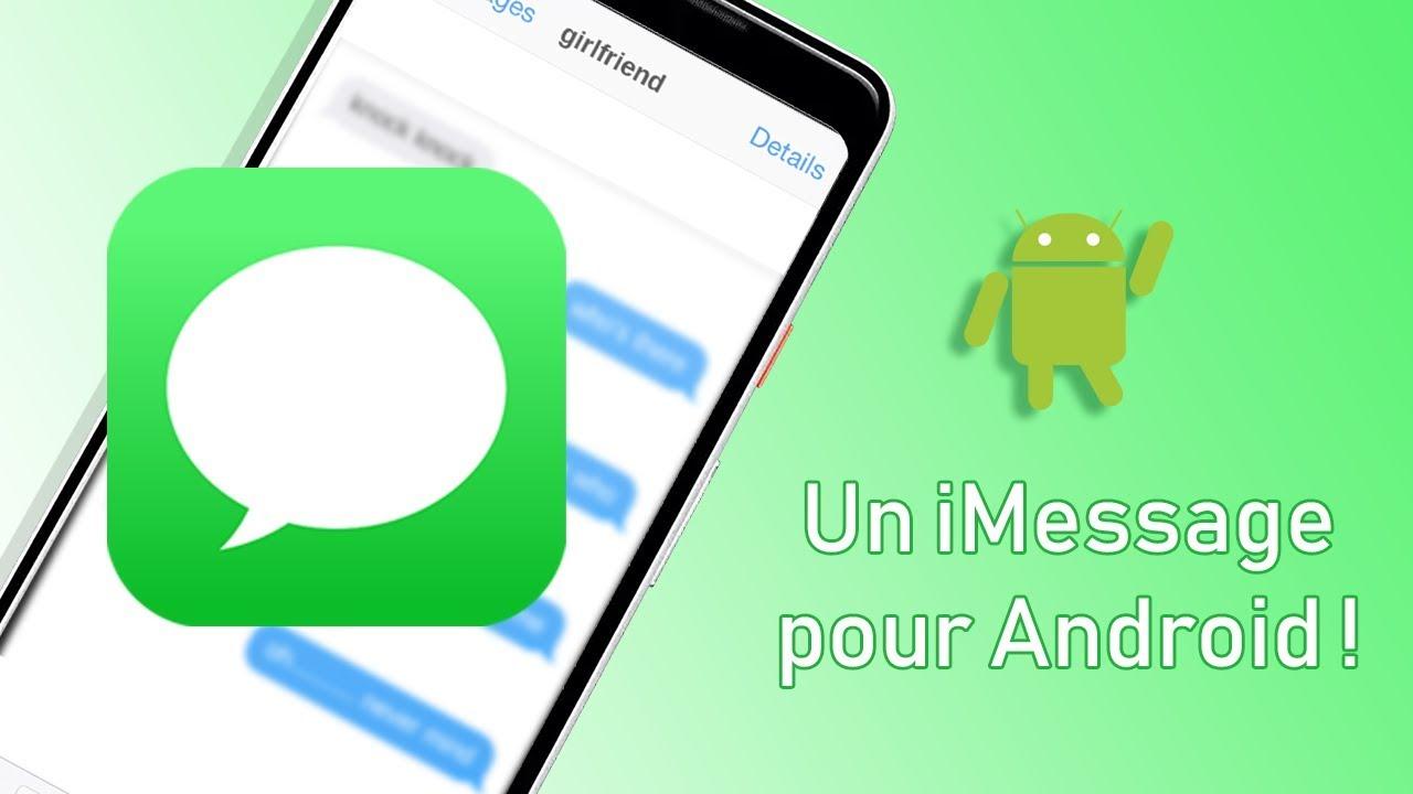 Un iMessage pour ANDROID ?! Le RCS remplace le SMS