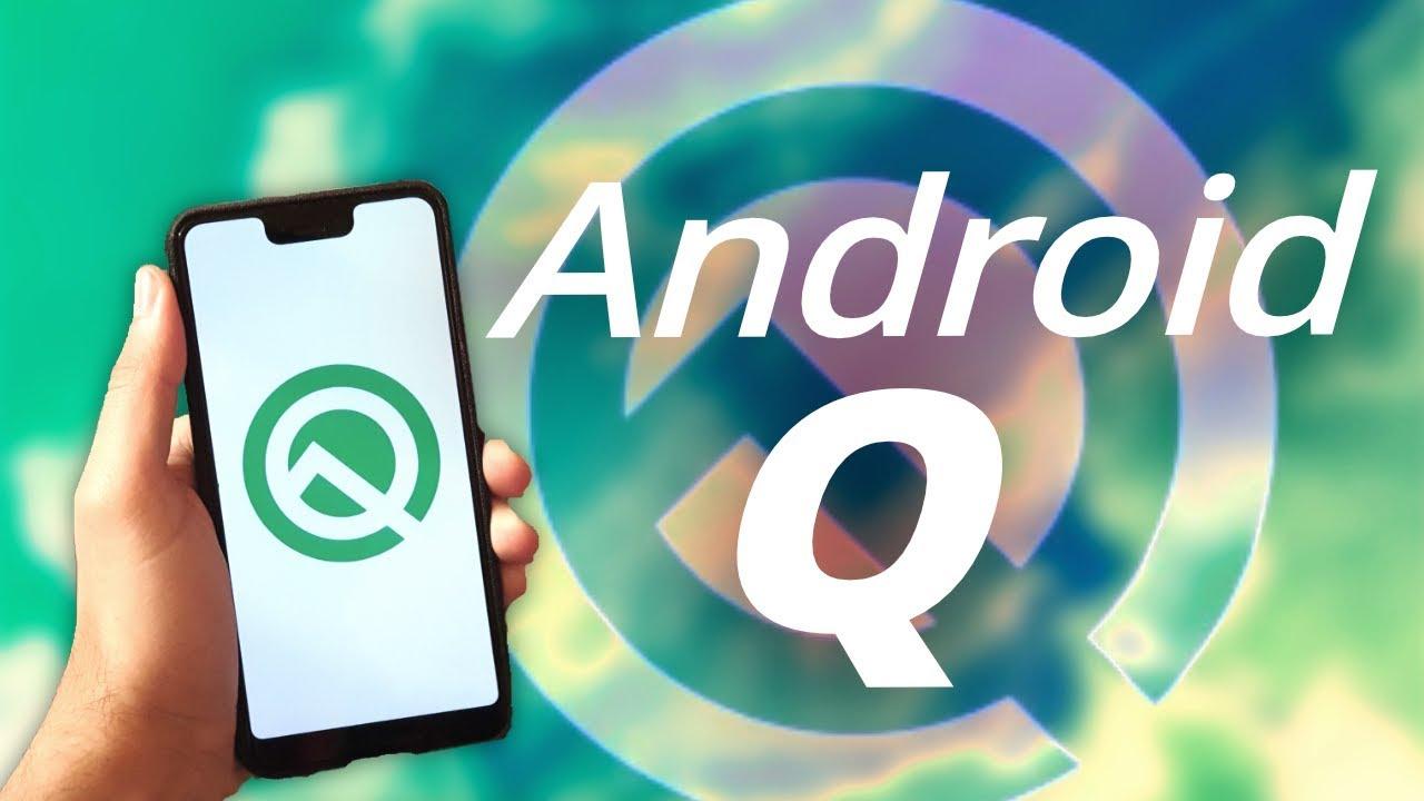 Android 10 Q est DÉJÀ LÀ... en bêta ! Premier aperçu du futur