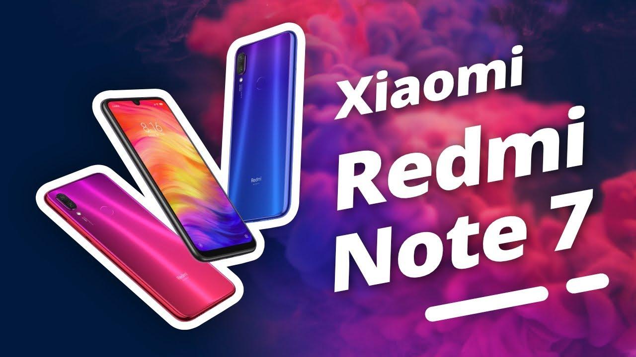 Test Xiaomi Redmi Note 7 : petit PRIX grosses QUALITÉS !