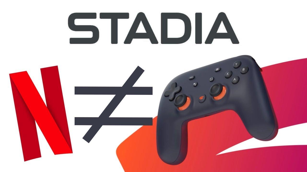 Google STADIA, VRAIMENT le NETFLIX du jeu vidéo ? (non)