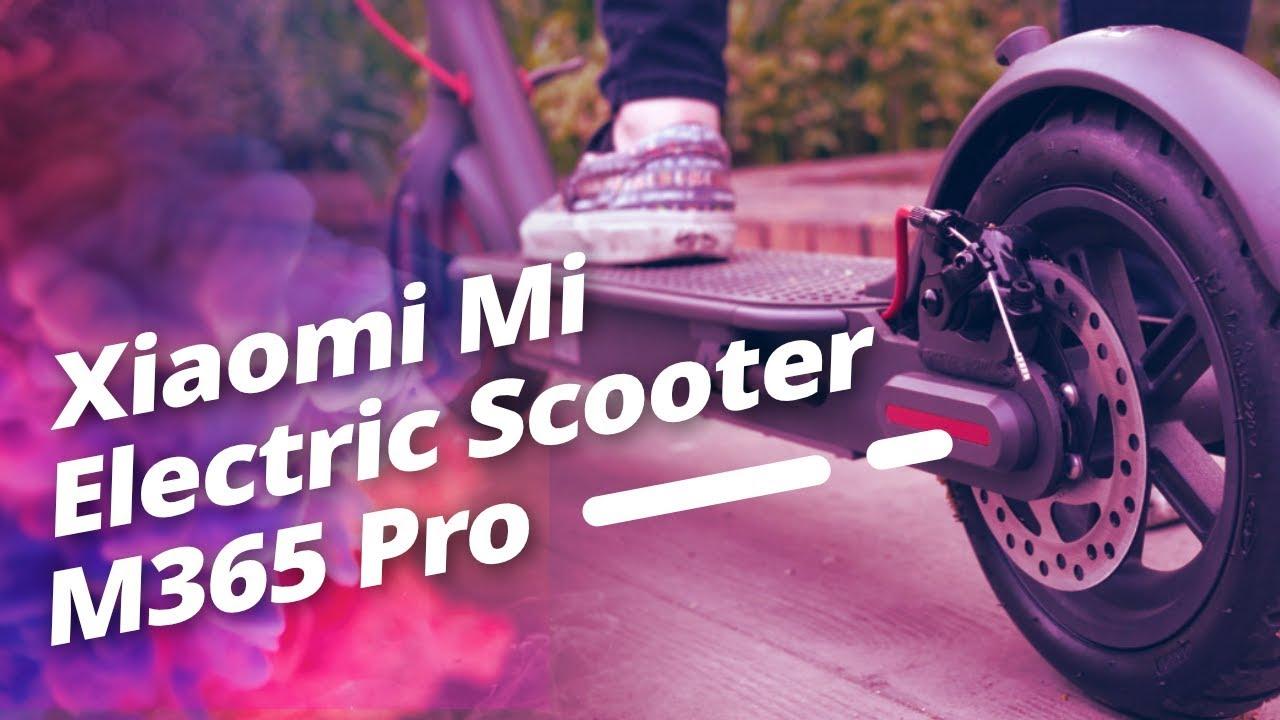 Test Xiaomi M365 Pro : la trottinette électrique RAPIDE et FURIEUSE