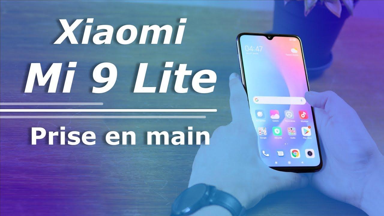Xiaomi Mi 9 Lite : ENCORE un Mi9 allégé ?! (la prise en main)