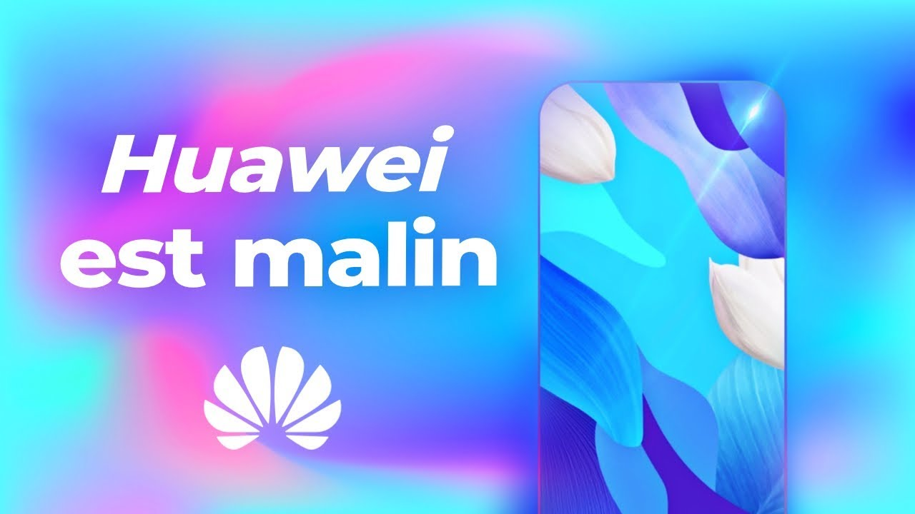 Huawei a pu sortir un NOUVEAU smartphone avec le GOOGLE PLAY STORE ! (Huawei Nova 5T)