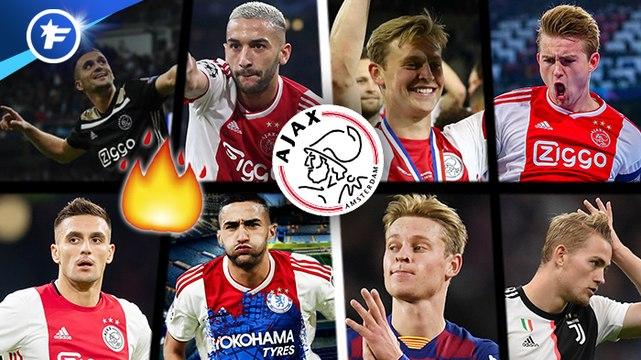 Que sont devenus les héros de l'épopée 2018-2019 de l'Ajax en Ligue des champions ?