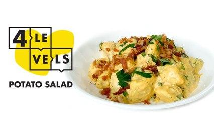 4 Levels of Potato Salad: Amateur to Food Scientist
