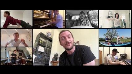 Antoine Elie - Paradis (clip des confinés)