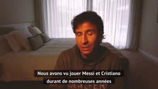 Interview - Milla compare Messi et Ronaldo à Jordan