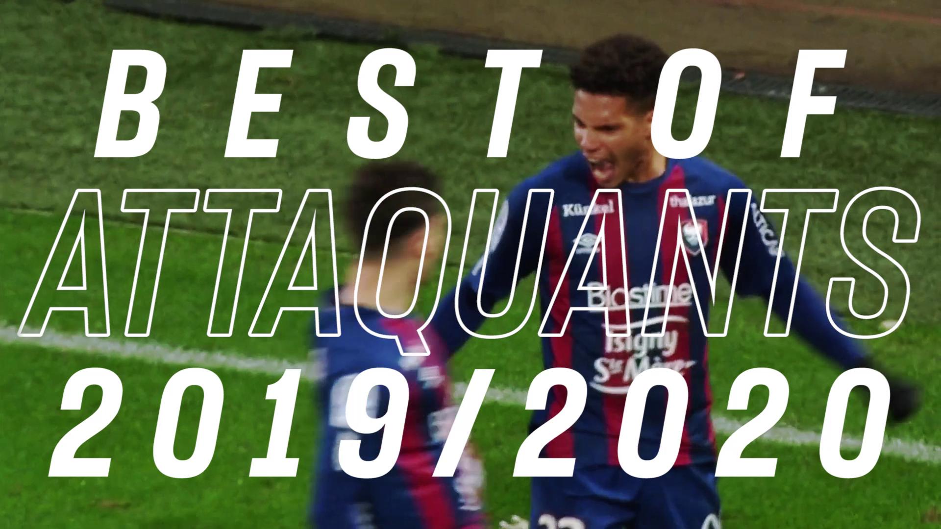 Le best of des attaquants du SMCaen saison 2019/2020