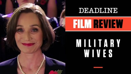 Film Review   Military Wives