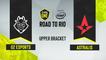 CSGO - Astralis vs. G2 Esports [Overpass] Map 2 - ESL One Road to Rio - Upper Bracket - EU