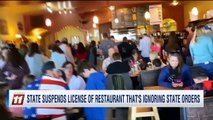 Video shows Colorado restaurant packed on Mother's Day, its license since suspended