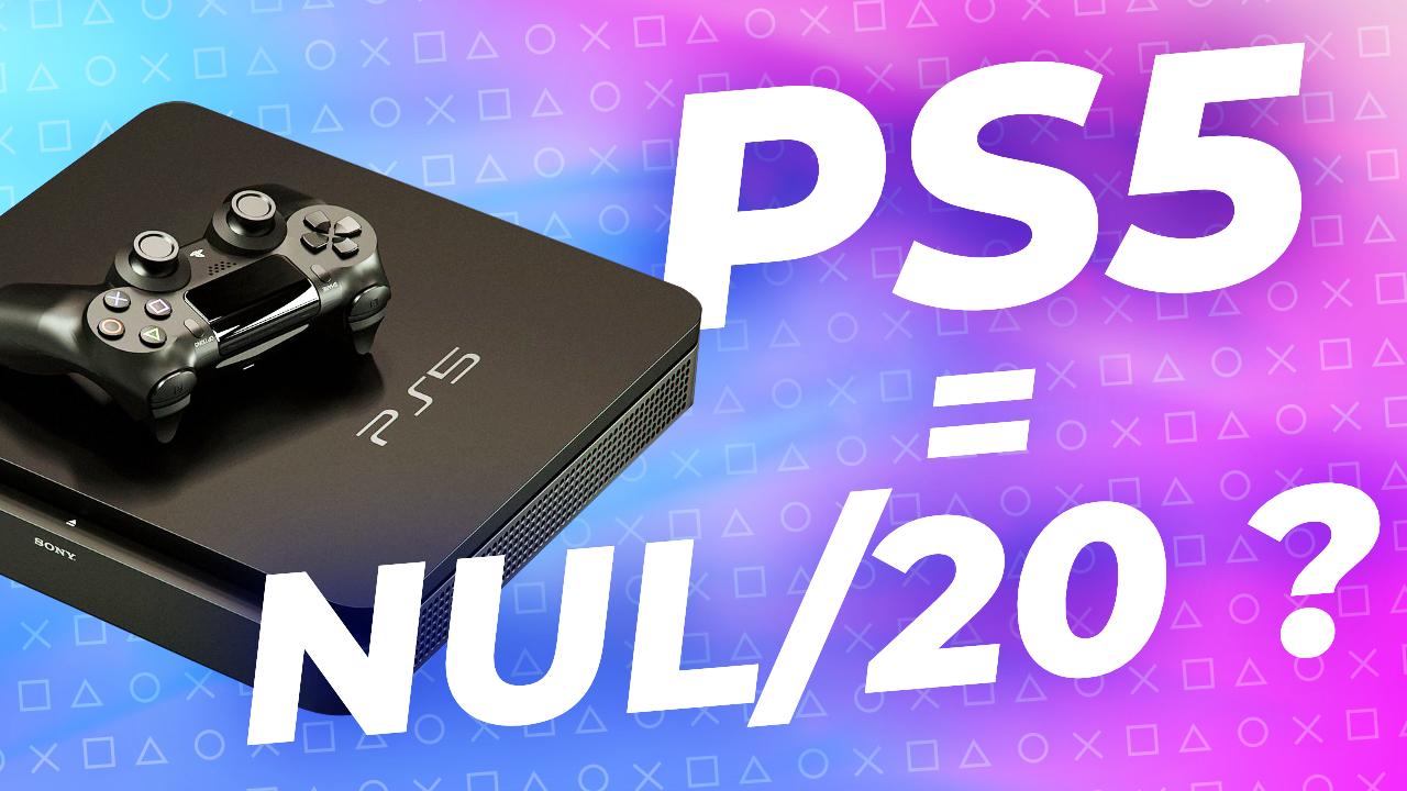 PS5 : une conférence DÉCEVANTE ?! On décrypte tout pour vous !
