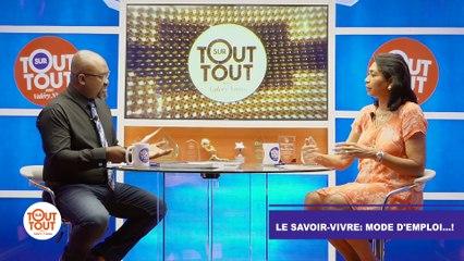Tout sur Tout  (Valéry Numa) - Savoir-vivre: Mode d'emploi avec Magalie Pelissier| TV SHOW