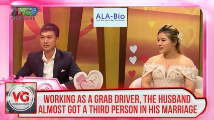 WORKING AS A GRAB DRIVER, THE HUSBAND ALMOST GOT A THIRD PERSON IN HIS MARRIAGE