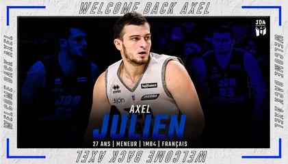 Message d'Axel Julien