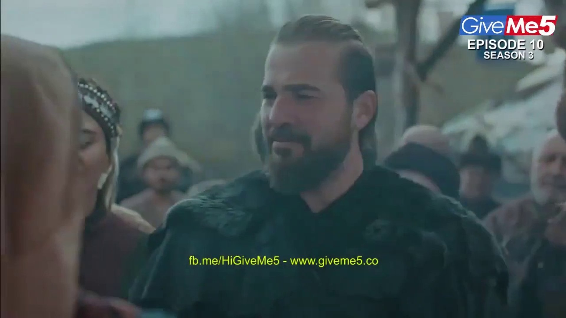 Dirilis Ertugrul Season 3 Episode 10 Urdu Dubbed Turkish TV Drama Watch Online