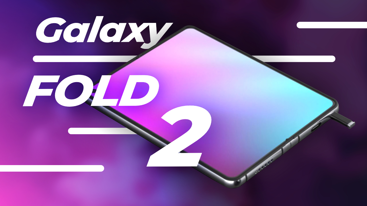 Samsung Galaxy Fold 2 : design, fiche technique, prix, tout ce qu'on sait !
