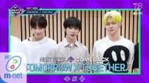 'COMEBACK COUNTDOWN' TOMORROW X TOGETHER (투모로우바이투게더)