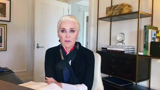 Interview Daphne Guinness -  Berlin Music Video Awards 2020