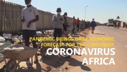 Despite grim forecasts, pandemic could spell opportunity for change in Africa