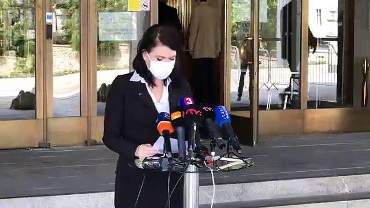 ZÁZNAM: TK predsedníčky Výboru NR SR pre zdravotníctvo J. Cigánikovej