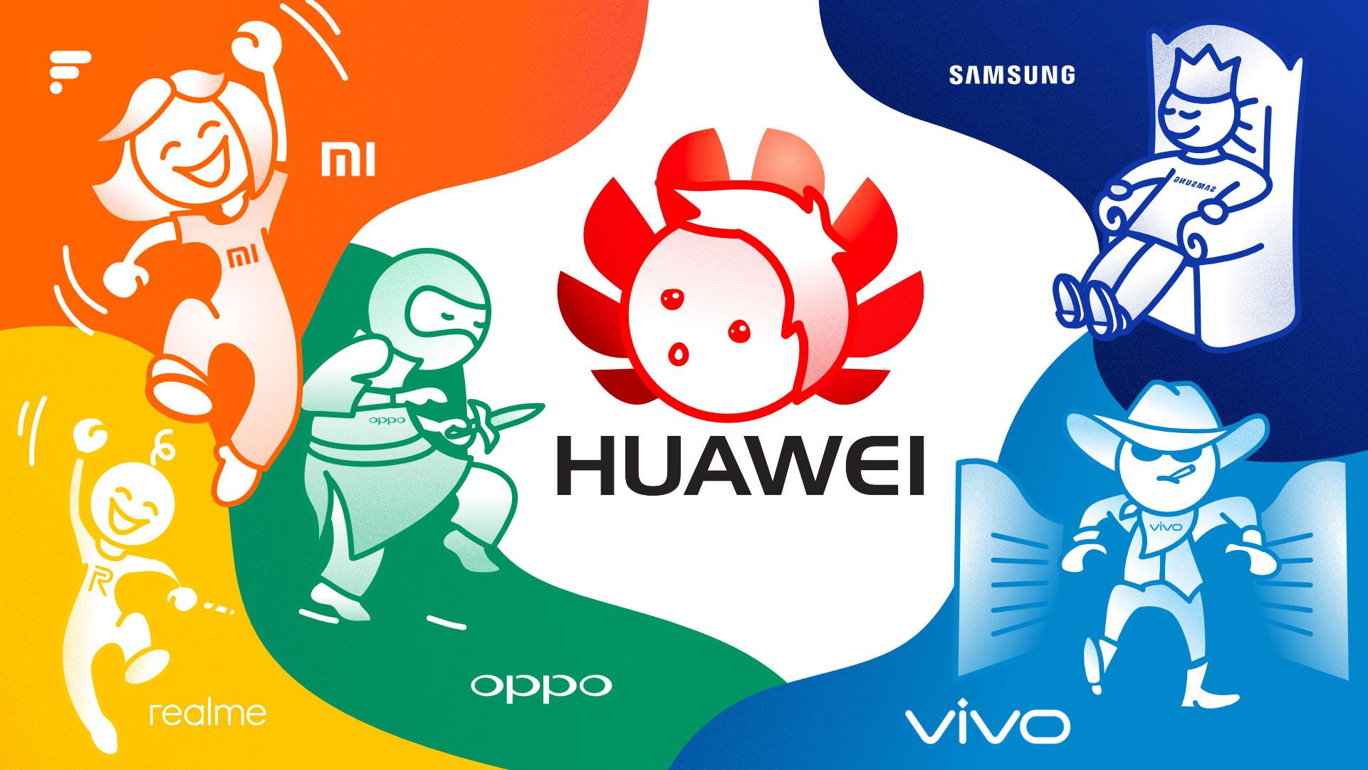 Qui va REMPLACER Huawei en FRANCE ?