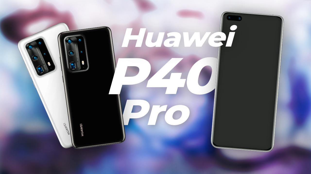 Huawei P40 Pro : une RÉVOLUTION photo avec batterie en GRAPHÈNE ?