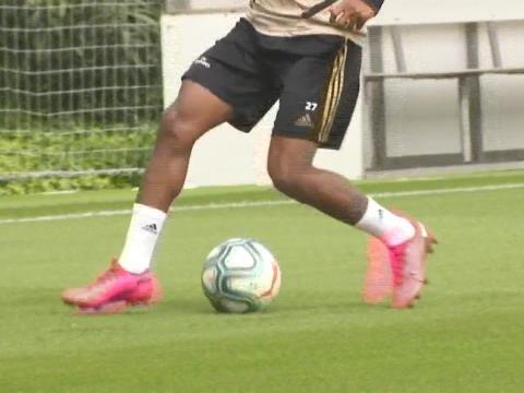 Real Madrid - Les dernières images de l'entraînement