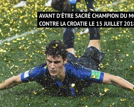 26e j. - Pavard, l'ascension éclair