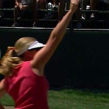 U.S. Women's Open Rewind- 2003: Long-Shot Lunke Impressive at Pumpkin Ridge  (Golf)