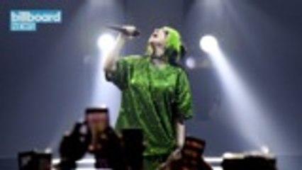 Billie Eilish Postpones Where Do We Go? World Tour Amid Pandemic | Billboard News