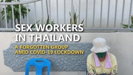 COVID-19 promotes claim to legalize prostitution in Thailand