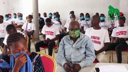 L'association LISSANGA 242 vient en aide aux hôpitaux de Brazzaville avec des dons de sang