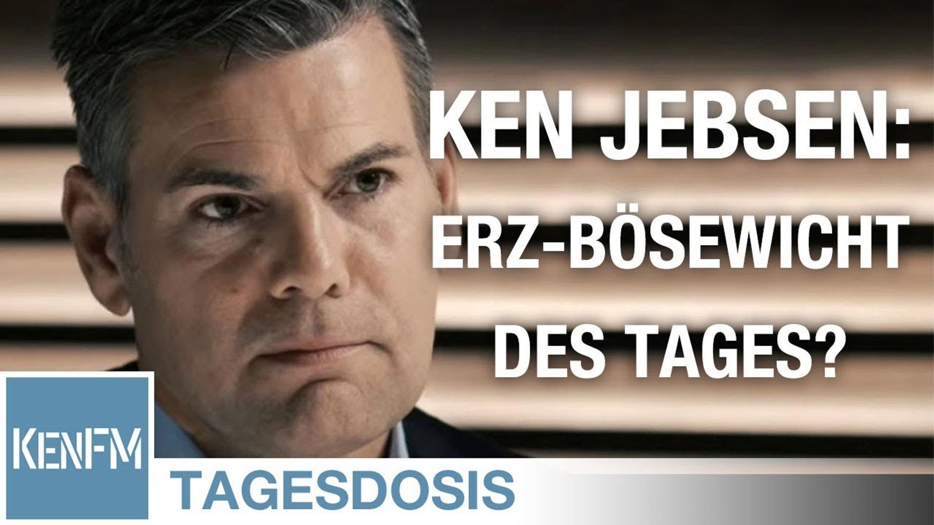 Tagesdosis 15.5.2020 – Ken Jebsen – Erz-Bösewicht des Tages?