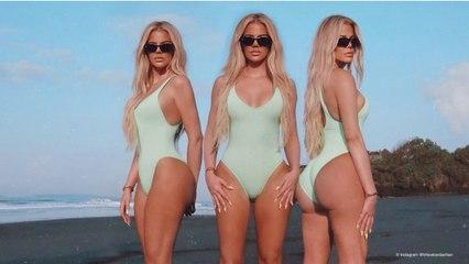 After-Baby-Body: Wie Khloé Kardashian 30kg abgenommen hat