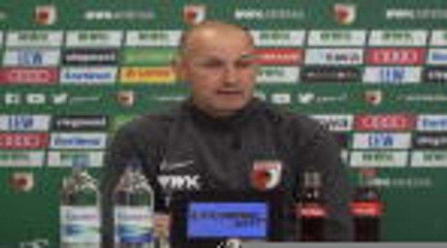 Augsbourg - Herrlich enfreint les règles de quarantaine et manquera la reprise