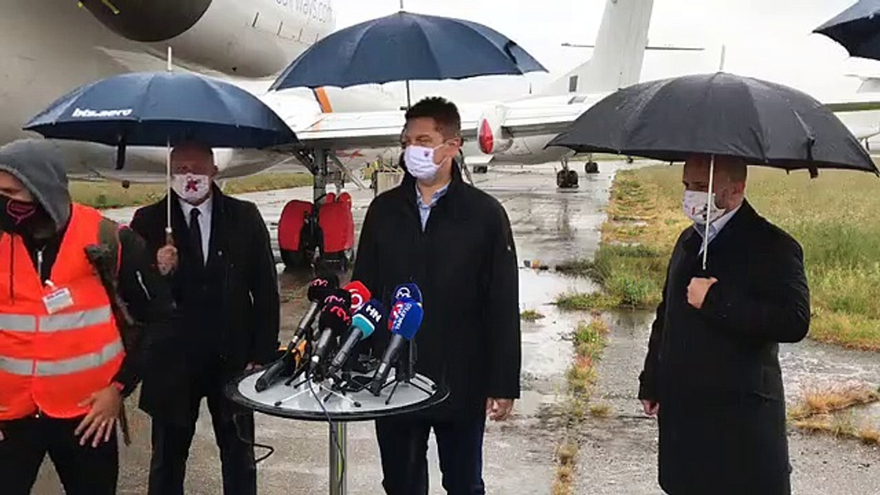 ZÁZNAM: TK ministra dopravy A. Doležala