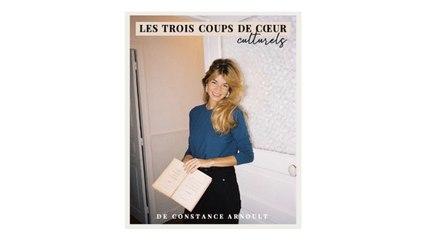 Trois coups de coeur culturels | By Constance Arnoult