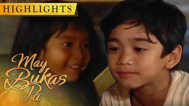 Santino makes a friend in Tatay Ben's quarters | May Bukas Pa