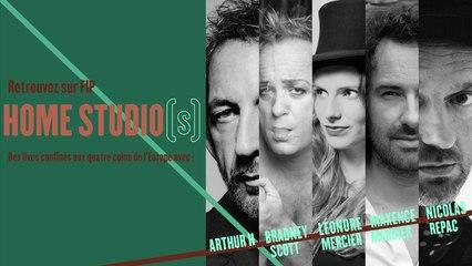 Home Studio(s) #6 : Arthur H & Léonore Mercier
