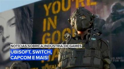 Notícias sobre a indústria de games