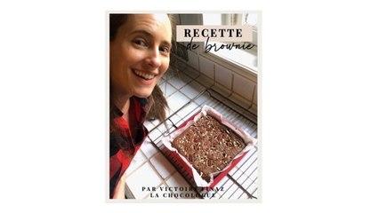Recette de brownie | By La Chocologue