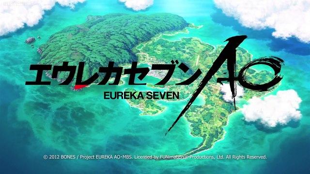 Eureka Seven AO E1