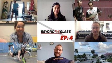 Squash: Beyond The Glass Ep. 4 - Nicol David, Greg Gaultier & Adam Murrills