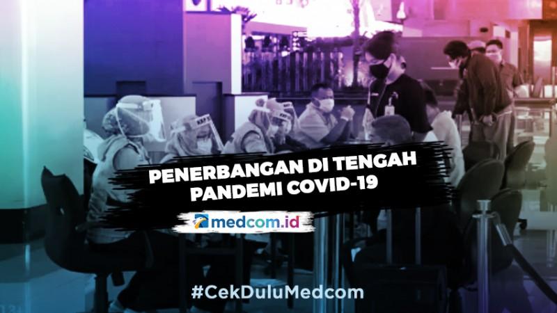 Penerbangan di Tengah Pandemi Covid-19 – Highlight Primetime News Metro TV
