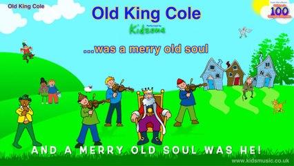Kidzone - Old King Cole