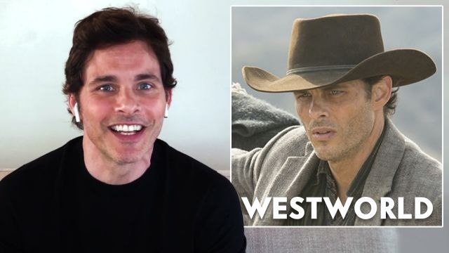James Marsden Breaks Down His Career, from 'X-Men' to 'Westworld'