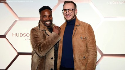 Billy Porter Discusses The Importance of Giving Back, And Expanding His Family